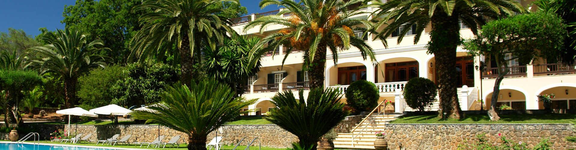 Hotel Fiori.Fiori Hotel Corfu