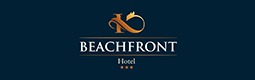 Beach Front Hotel - Logo Full