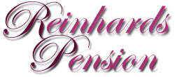 Reinhards Pension - Logo Full