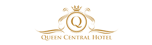 QUEEN CENTRAL HOTEL - Logo Full