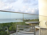 Balcony - Sea View | West Plaza Hotel at Lebuu Street | Koror, Palau