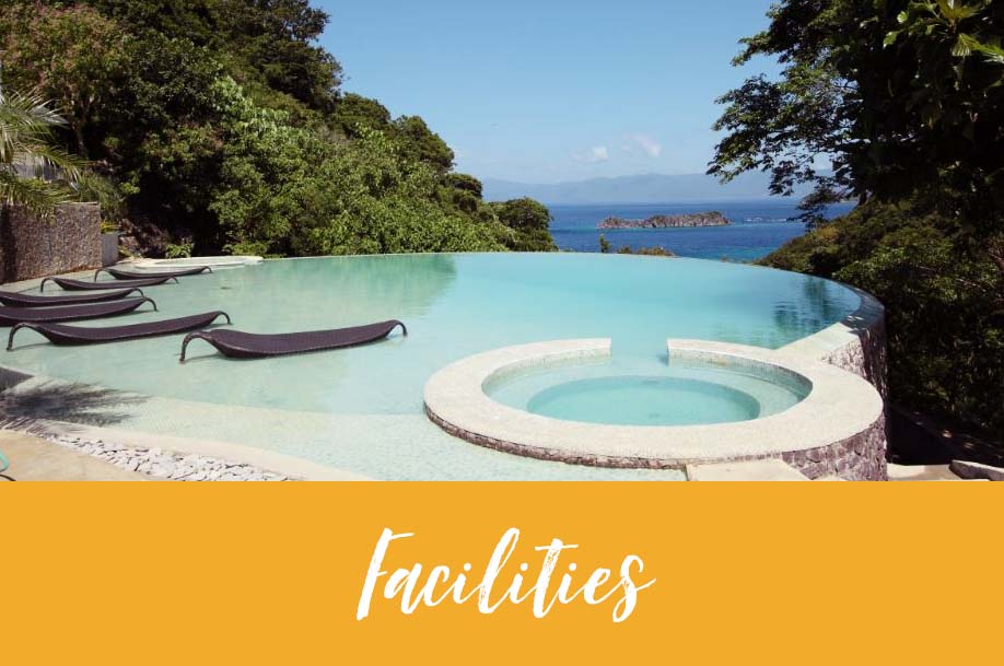 Facilities - Tugawe Cove Resort