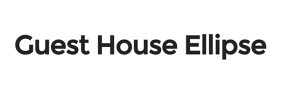 Guest House Ellipse - Logo Full