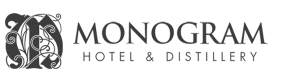 Hotel & Distillery Monogram - Logo Full