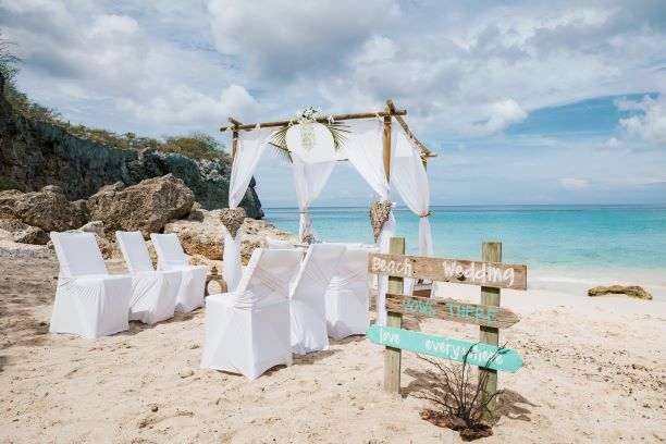 Wedding on Curacao