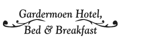 Gardermoen Hotel Bed & Breakfast - Logo Full