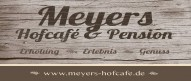 Meyers Hofcafe & Pension - Logo Full