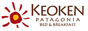 [Keoken Patagonia Bed & Breakfast] - Logo Full