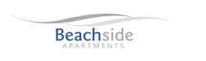 Beachside Apartments Bonbeach - Logo Full