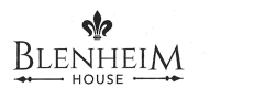 Blenheim House Bed and Breakfast - Logo Full
