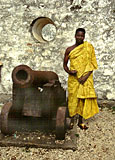 Cape Coast Forts tour, Four Villages Inn, Kumasi, Ghana