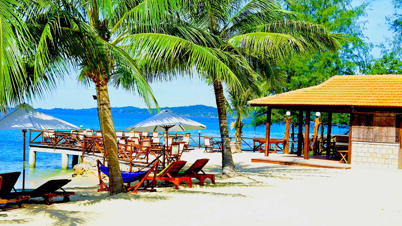 Phu Quoc Eco Beach Resort Official Website | Premium services
