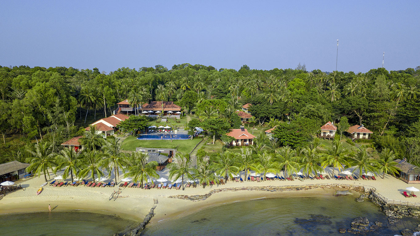 Phu Quoc Eco Beach Resort Luxury Resort In Phu Quoc Island