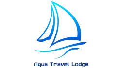Aqua Travel Lodge - Logo Full