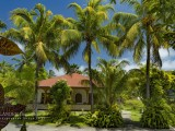 View of the Guest House - Islander Guest House - Praslin Seychelles