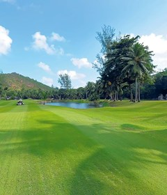 18th hotel Lemuria golf club