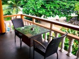 Veranda I Georgina's Cottage Beach House I Seychelles
