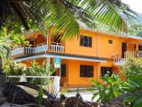 Exterior View I Georgina's Cottage Beach House I Seychelles