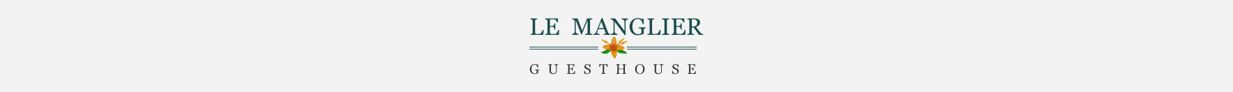 Le Manglier Guesthouse - Logo Full