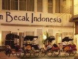 Museum Becak Indonesia | Losari Hotel Sunset, Kuta, Bali - Indonesia