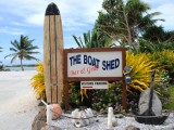 Boatshed Bar and Grill - Popoara Ocean Breeze Villas