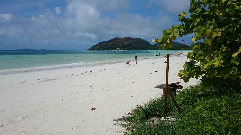 berjaya praslin beach seychellen