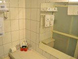 Bathroom - West Plaza Hotel Downtown - Palau