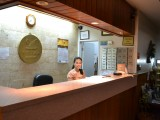 Front Desk - West Plaza Hotel Downtown - Palau